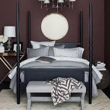 Black Poster Bed Black Poster Bed