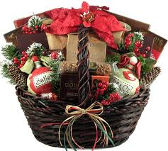 christmas gift baskets a homespun christmas gift basket
