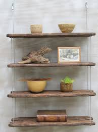 Woodworking Shelf Designs by Wall Shelves Design Reclaimed Driftwood Wall Shelves Diy
