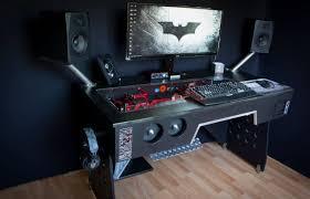 Gaming Home Decor Best Computer Desks For Gaming Home Decor 2017 Best Gaming Desk