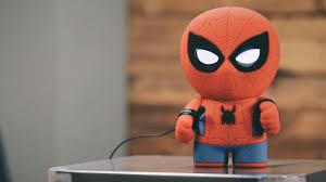 sphero u0027s new toy is a chatty spider man techcrunch