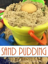 sand pudding recipe saving dollars and sense