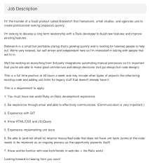 Dump Truck Driver Job Description Resume by Hiring High Quality Developers On A Bootstrapper U0027s Budget