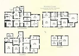 House Plans New England Country House Plan Briarton 30 339 Floor Plan Floor Plans