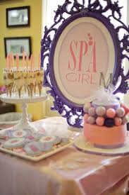 Soothing Spa And Shower Baby Bath 216 Best Spa Party Shower Images On Pinterest