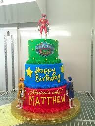 power rangers birthday cake power ranger room decor themed bags kiddos rangers birthday cake
