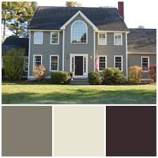 Painting Doors And Trim Different Colors Sherwin Williams Exterior House Paint Colors Main Color