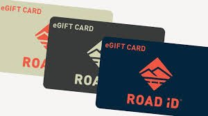 gift cards e gift card road id