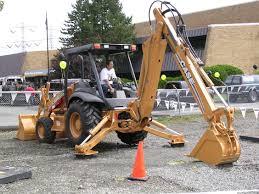 backhoe mounted compactor excavation u0026 site work contractor talk