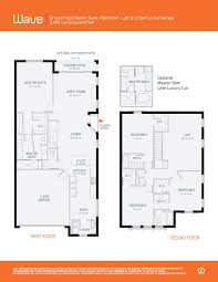 boca raton community townhome floorplans pointe100