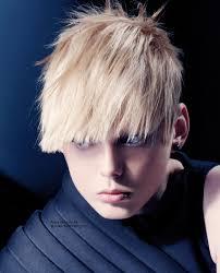 hair styles cut around the ears trendy short haircut with the hair cut around the ears and forward