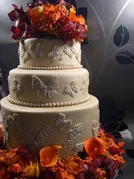 autumn wedding autumn wedding cake 1988014 weddbook