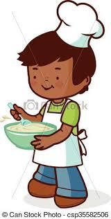 clipart cuisine chef cuistot cuisine garçon africaine porter garçon