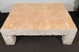martini table with bird rough honed travertine coffee table by maitland smith nyshowplace