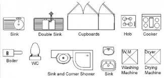 Bathroom Symbols Floor Plan Symbols Floor Plan Symbols Symbols For Floor Plan Bedroom
