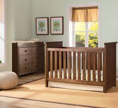 Serta Baby Crib Mattress Serta Northbrook Convertible Crib 5 Set Rustic Grey
