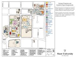 Student Center Floor Plan by General Student Information Shaw University Acalog Acms