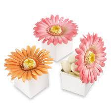 Gerbera Daisies Amazon Com Kateaspen Daisy Delight Gerbera Daisy Favor Box