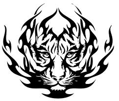 tiger eyes tattoo clipart panda free clipart images cliparts