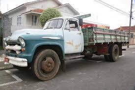Basta CaminhA£o 6500 Chevrolet Marta Rocha 1957 | Avisos Clasificados &BN69