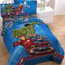 Avengers Duvet Cover Single Hulk Avengers Bedding Quecasita