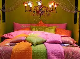 Schlafzimmer Farben Muster Orientalisches Schlafzimmer Einrichtungsideen Dekoration De