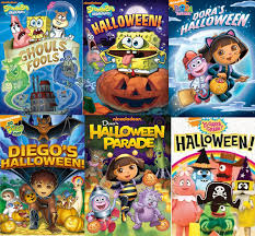 my devotional thoughts nickelodeon halloween themed dvd roundup