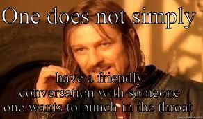 Throat Punch Meme - throat punch quickmeme