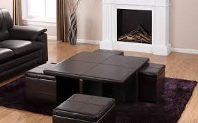 Black Pipe Coffee Table - ok ottoman and coffee table tags round coffee table ottoman