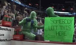 Green Man Meme - green man suit gif fun style