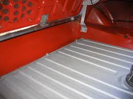 66 trap door hinge spring orientation Help Vintage Mustang Forums