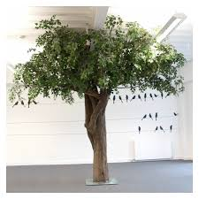 artificial tree large artificial birch trees uk made