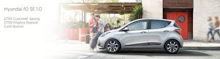 hyundai i10 new and used hyundai car dealers in isle of wight