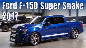 Ford Raptor Super Truck - 2017 ford f 150 shelby super snake muscle truck youtube