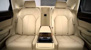 Audi Q5 8 Seater - 2011 audi a8 rear seating youtube