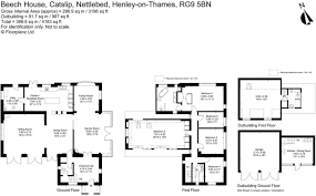 5 bedroom detached house to rent in catslip nettlebed henley on