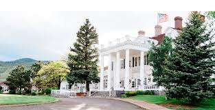 wedding venues in denver the manor house a historic colorado event center home