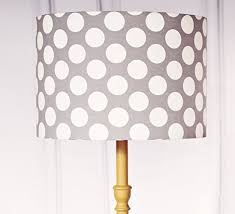 amazon com grey white lampshade grey lamp shade spot lampshade