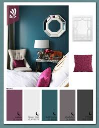 Bedroom Design Purple And Grey Teal Bedroom Had A Teal Accent Wall In Old House And Loved It