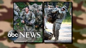 first female soldiers graduate elite army ranger school 1st female soldiers to graduate from army ranger school youtube