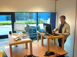 desk stand up desk conversion ikea stand up desk converter diy
