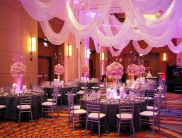 wedding decorations for reception trellischicago