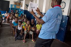 can a tech start up successfully educate children in the