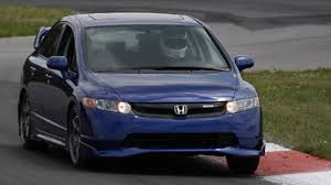 honda prices civic mugen si sedan from 29 500 autoblog