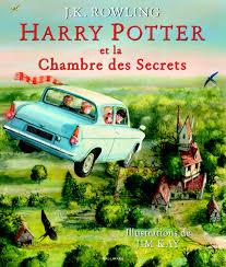 harry potter et la chambre des secrets gratuit harry potter et la chambre des secrets albums junior gallimard