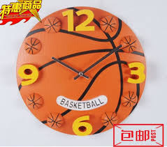 online buy wholesale football and basketball clocks from china
