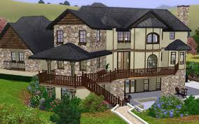 Sims House Ideas by Stunning Sims House Designs Photos Home Decorating Design