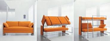Bunk Beds Meaning Transformer Furniture Sofa Into Bunk Bed Treehugger