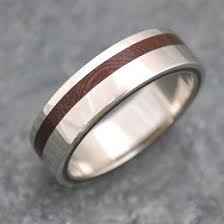 mens wedding bands wood wood ring ideas collections