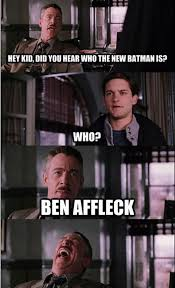 Affleck Batman Meme - a collection of the best ben affleck batman memes fandango